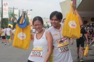 """Mark """"Bessie"""" and Me - the 10k runners & upcoming Sun image models"""