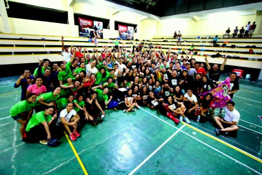 The Crossfit Mnl family.  We aim to be better each day...
