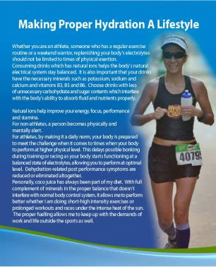 Hydrococo - It finally changed the way I hydrate daily and during races