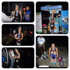 Photos grabbed from awesome runners who captured these moments. Thanks!