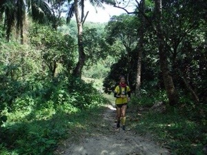 Looks legit? Running in Tanay Trails