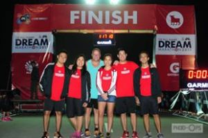 Dream-makers who will ensure you cross the finish line from Day 1 till Race day